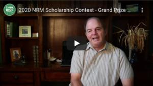 2020 usa rice scholarship winning video
