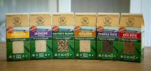 rice products from ralston family farms